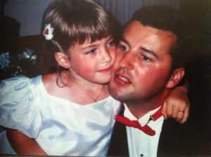 dad me little