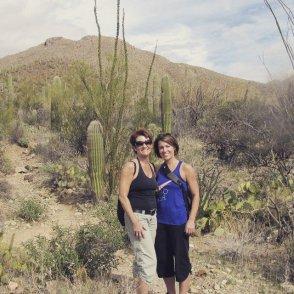 mom desert