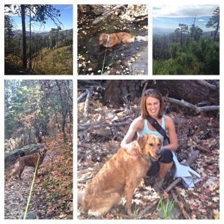 me mia hiking